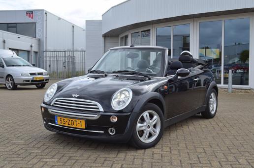 Mini Cooper 1.6 Cabrio