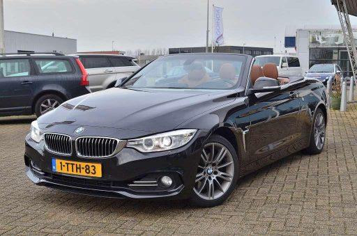 BMW 4 SERIE 428I HIGH EXE